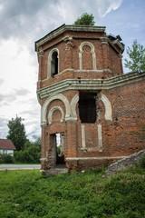 Башня старинной усадьбы