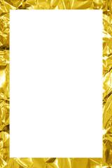 Rahmen aus Gold
