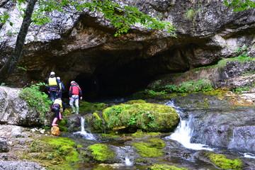 Monte Canin - Speleologia