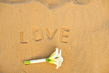 Words on sand 838.