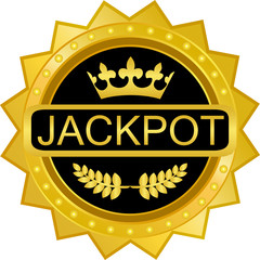 Jackpot Gold Badge