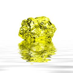 Schöner Gold Nugget