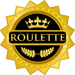 Roulette Gold Badge