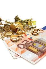 Altgold Verkauf