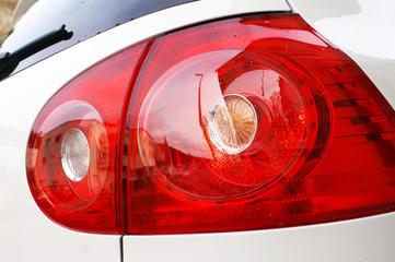 Bremslicht eines modernes Autos