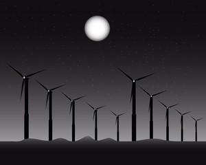 windmills for energy