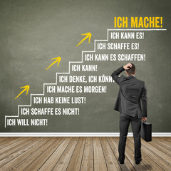 Motivation / Konzept / Ich mache!!!
