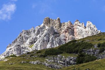 Rote Wand,  Lechtaler Alpen