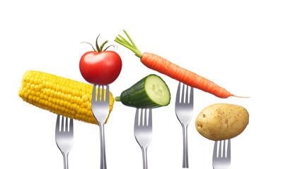 Fleischlose Ernährung