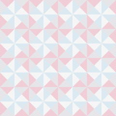 Colorful triangle and lines pattern17