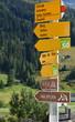 orientation alpine