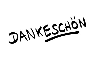Danekschön...