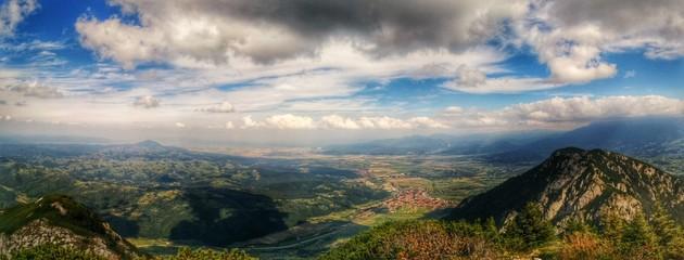 Landscape transylvania
