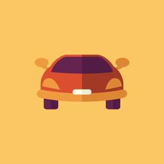 Car. Transportation Flat Icon