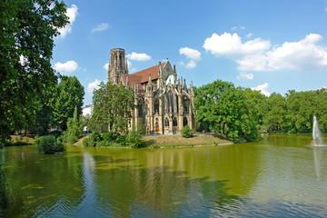 Johanneskirche in Stuttgart
