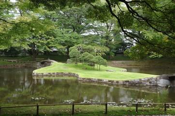 Jjapanischer Garten