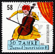 Postage stamp Germany 2013 Young Musician