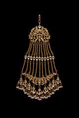 Close up of ancient ornament