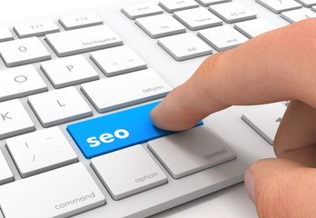 pushing seo key