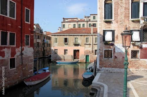canvas print picture Venezia