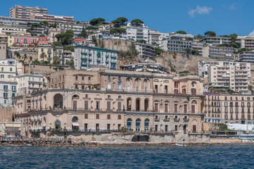Naples waterfront