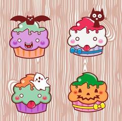cupcake cartoon 34