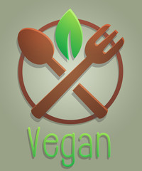 Icona vegana