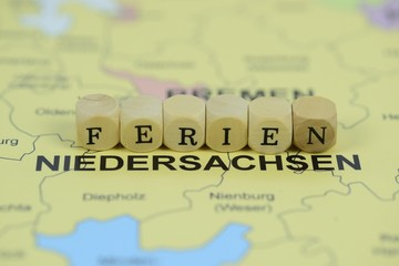 Ferien im Bundesland Niedersachsen