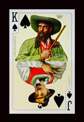 Spielkarten - Jetzt gehts zum Trachtenfest