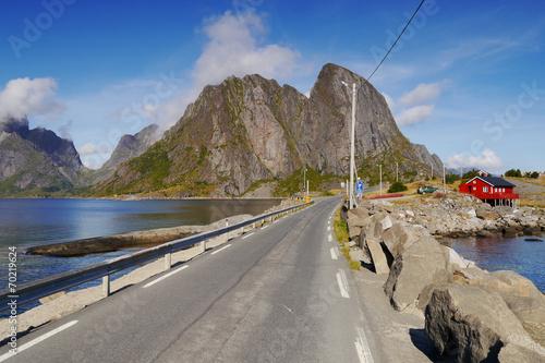 Aluminium Lofoten, Norway