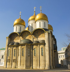 Moscow, Kremlin cathedral