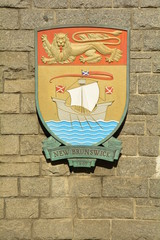 Coat of Arms for the Canadian province of  New Brunswick