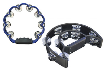 The image of tambourine