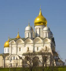 Moscow, Arkhangelskiy Kremlin cathedral