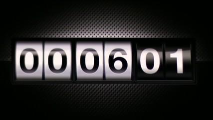 Scoreboard Digital Countdown