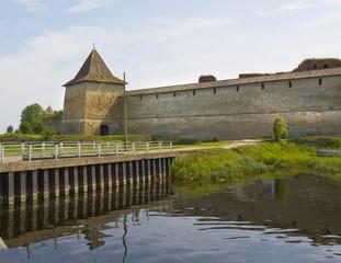 Fortress Shlisselburg, (Oreshek)