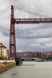 Tower of Getxo, Vizcaya Bridge poster