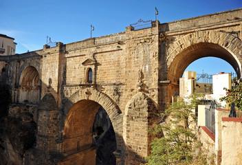 Puente Nuevo, Tajo de Ronda, provincia de Málaga, España