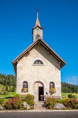 Chapelle des Confins des Aravis