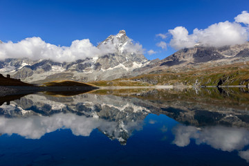 Lago Goillet - Valtournenche - Valle d'Aosta