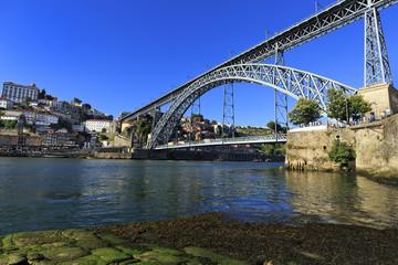 Porto View with D. Luis Bridge, Portugal