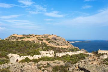 Sardegna, Palau, Fortezza di Capo d'Orso