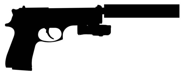 modern pistol
