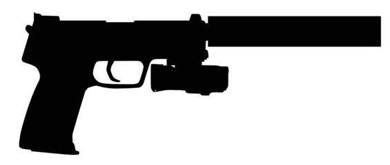 moderne pistole