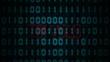 VID - Binary Code - Big Data - Blue