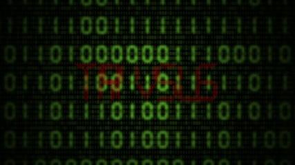 VID - Binary Code - Big Data - Green