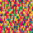 Beautiful abstract geometric style background.