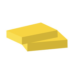 post-it note yellow