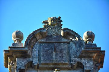 Pontevedra, Galicia, arquitectura, reloj de sol