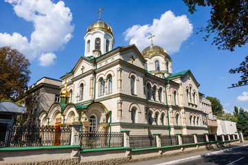 Church of Transfiguration in Chisinau, Moldova